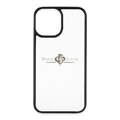Witness True Sorcery Logo - iPhone 12 Pro Max Case