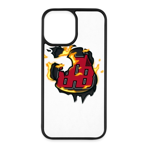BAB Logo on FIRE! - iPhone 12 Pro Max Case