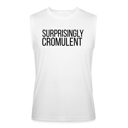 surprisingly-cromulent - Men's Performance Sleeveless Shirt