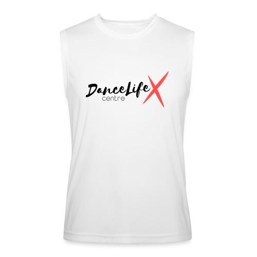 DL-Logo-Master - Men's Performance Sleeveless Shirt