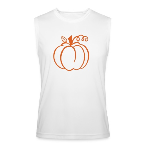 Pumpkin - Men's Performance Sleeveless Shirt