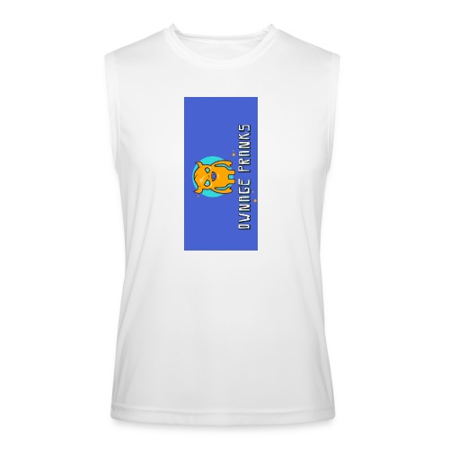 logo iphone5 - Men's Performance Sleeveless Shirt