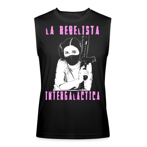 La Rebelista - Men's Performance Sleeveless Shirt