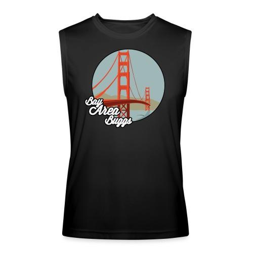 Bay Area Buggs Bridge Design - Men's Performance Sleeveless Shirt