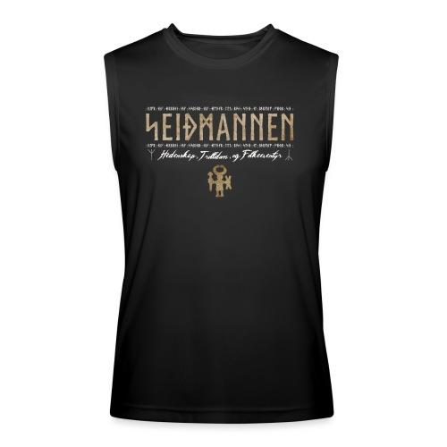 SEIÐMANNEN - Heathenry, Magic & Folktales - Men's Performance Sleeveless Shirt