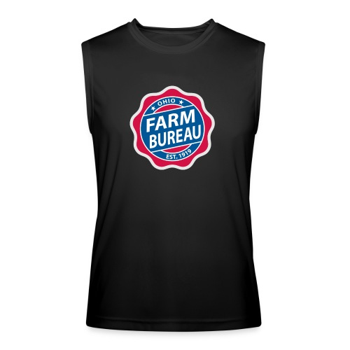 Color Logo - Men's Performance Sleeveless Shirt