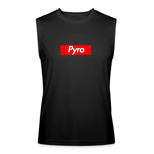 pyrologoformerch - Men's Performance Sleeveless Shirt