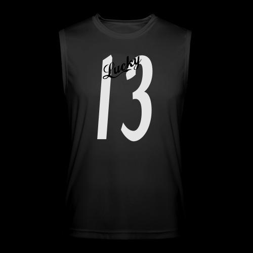 Lucky Thirteen - Men's Performance Sleeveless Shirt