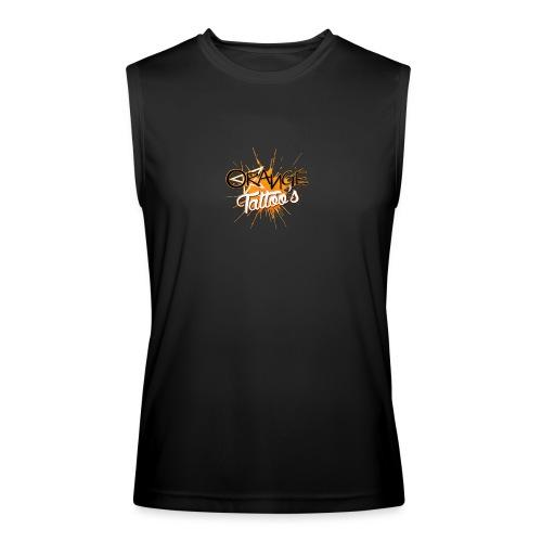 Orange Tattoo's - Men's Performance Sleeveless Shirt