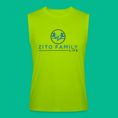 Zito Twins Shop - Men's Performance Sleeveless Shirt