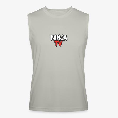 NINJA TV - Men's Performance Sleeveless Shirt