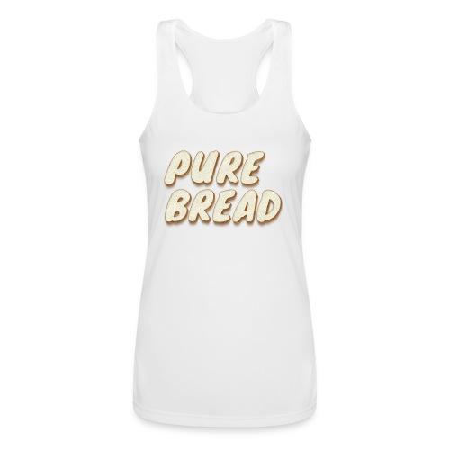 Pure Bread - Women's Performance Racerback Tank Top