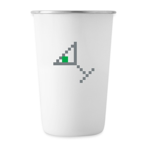 item martini - Stainless Steel Pint Cup