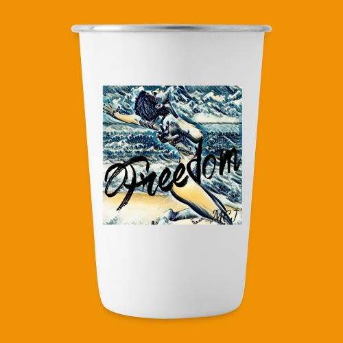 Freedom - Stainless Steel Pint Cup