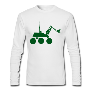 USST Rover Green - Men's Long Sleeve T-Shirt by Next Level