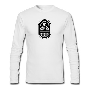 New City Brewery - Men's Long Sleeve T-Shirt by Next Level