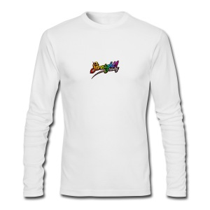 Totally Straight - Men's Long Sleeve T-Shirt by Next Level