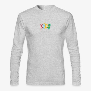 KYD$ DRIP - Men's Long Sleeve T-Shirt by Next Level