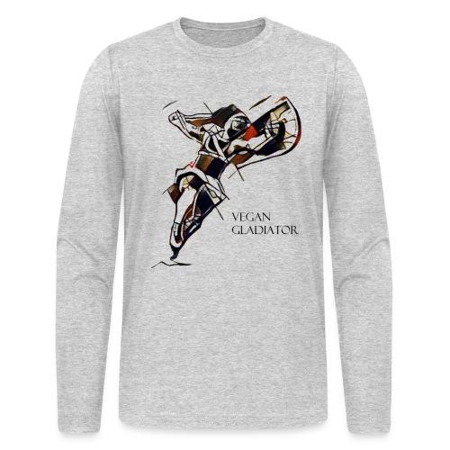 VEGAN GLADIATOR - Men's Long Sleeve T-Shirt by Next Level