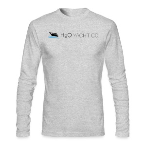 H2O Yacht Co. - Men's Long Sleeve T-Shirt by Next Level