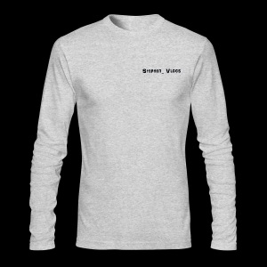 vlog - Men's Long Sleeve T-Shirt by Next Level