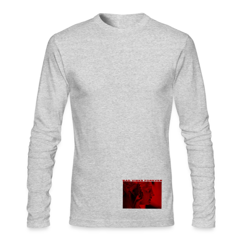 ELIAAZZ - bad VIBES forever - Men's Long Sleeve T-Shirt by Next Level