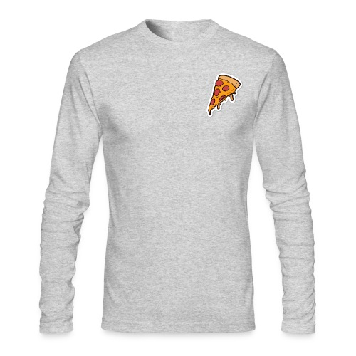 Pizza Time! - Men's Long Sleeve T-Shirt by Next Level