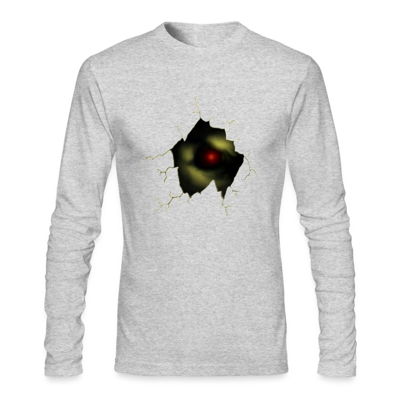 Broken Egg Dragon Eye - Men's Long Sleeve T-Shirt by Next Level
