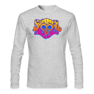 The Summer Of Love 3 - Men's Long Sleeve T-Shirt by Next Level