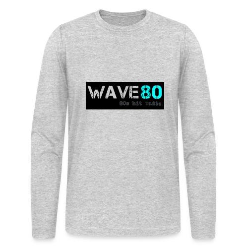 Main Logo - Men's Long Sleeve T-Shirt by Next Level
