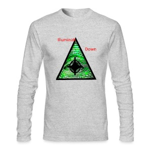 illuminati Confirmed - Men's Long Sleeve T-Shirt by Next Level