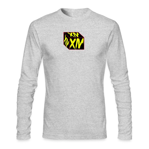 XIV Front - Men's Long Sleeve T-Shirt by Next Level