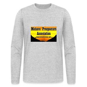 MPA Nametag - Men's Long Sleeve T-Shirt by Next Level