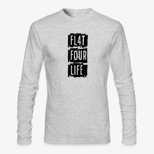FL4T FOUR LIFE - Men's Long Sleeve T-Shirt by Next Level