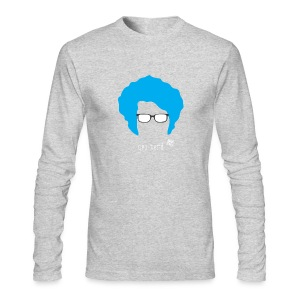 Geo Nerd (him) - Men's Long Sleeve T-Shirt by Next Level