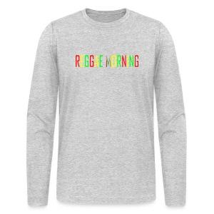 Reggae Morning - Men's Long Sleeve T-Shirt by Next Level