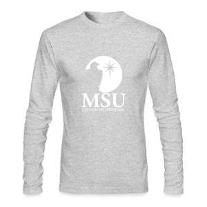 MorningStar College Theology - Men's Long Sleeve T-Shirt by Next Level