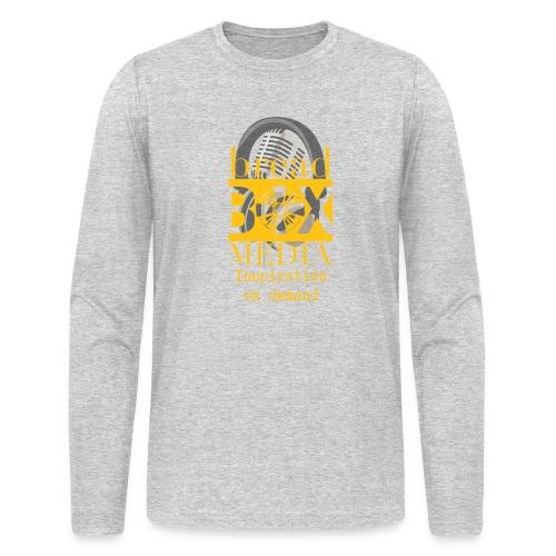 Breadbox Media - Inspiration on demand - Men's Long Sleeve T-Shirt by Next Level