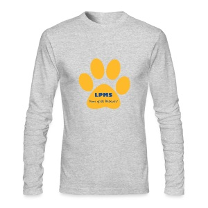 LPMS Logo - Men's Long Sleeve T-Shirt by Next Level