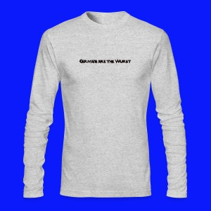 Funny - Men's Long Sleeve T-Shirt by Next Level