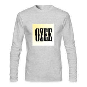 ozee - Men's Long Sleeve T-Shirt by Next Level