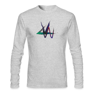Variance Just the logo - Men's Long Sleeve T-Shirt by Next Level