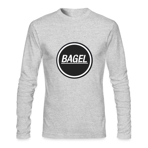 Longsleeve Bagel Shirt - Men's Long Sleeve T-Shirt by Next Level