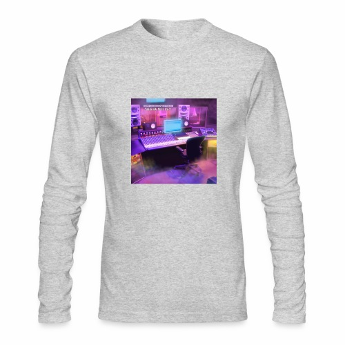 HitsSongwritingProduction - Men's Long Sleeve T-Shirt by Next Level