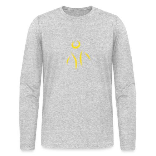 Little Survivors Support Logo - Men's Long Sleeve T-Shirt by Next Level