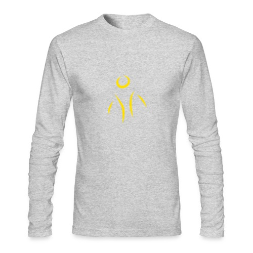 Little Survivors Support Logo - Men's Long Sleeve T-Shirt by Next Level