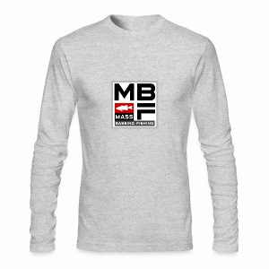 Mass Bassing Fishing - Men's Long Sleeve T-Shirt by Next Level