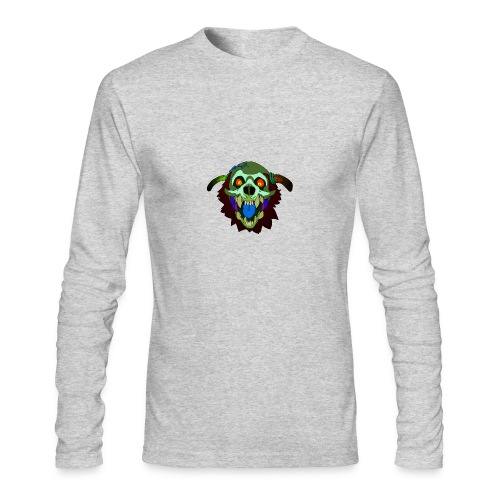 Dr. Mindskull - Men's Long Sleeve T-Shirt by Next Level