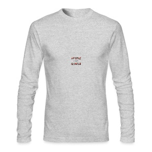 Luili - Men's Long Sleeve T-Shirt by Next Level