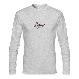 FishPunk - Men's Long Sleeve T-Shirt by Next Level